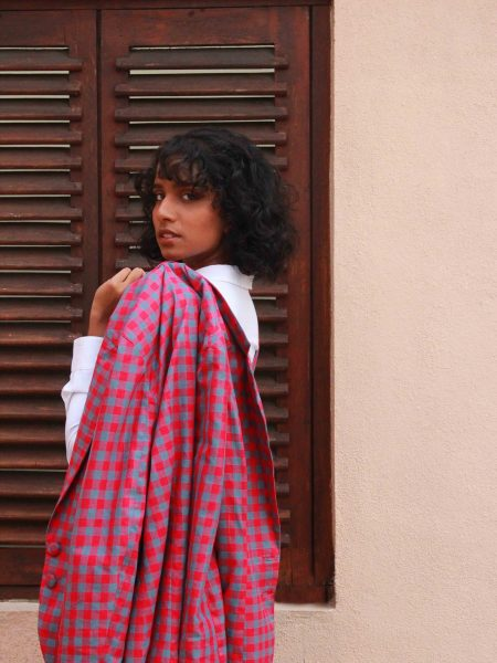 The Check Handloom Suit_6